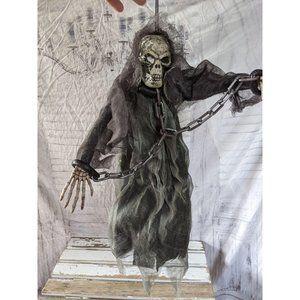 Vintage fun world grim reaper mini hanging Hallowe